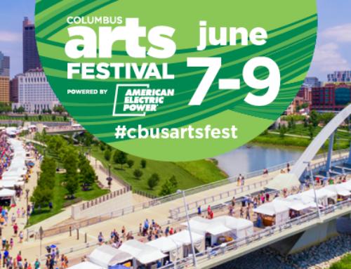 Columbus Arts Festival.