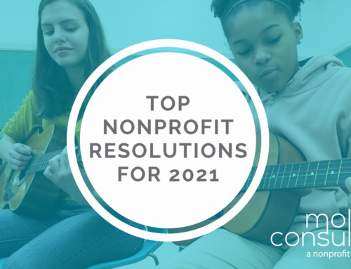 The Most Important Resolutions Your Nonprofit Can Make.